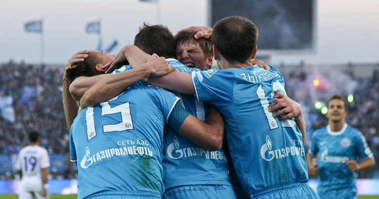 Zenit - Pronostici campionato russia