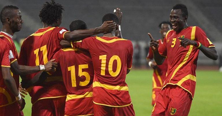 Guinea - pronostici di coppa d'africa