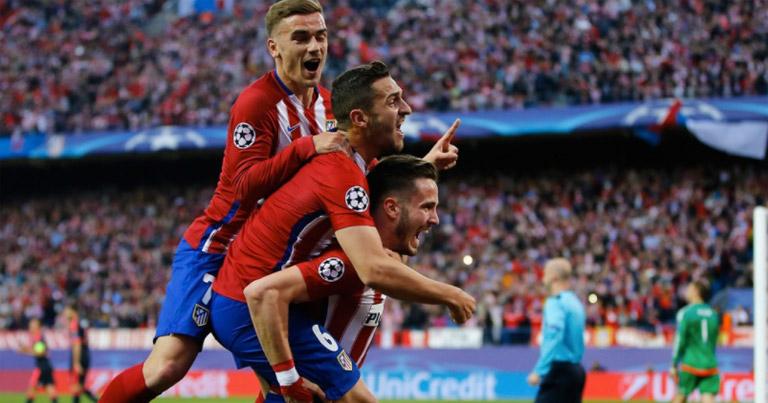 Atletico Madrid - Liga spagnola pronostico e schedine