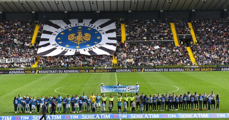 Udinese - Pronostici serie A e schedine di oggi