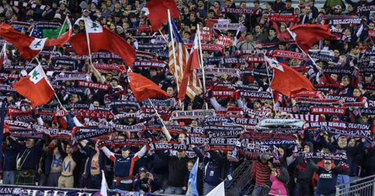 New England Revolutions - Pronostici calcio canadese e bonus scommesse