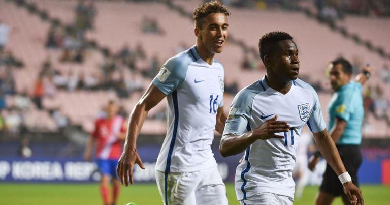 Inghilterra Under 20 - Mondiali