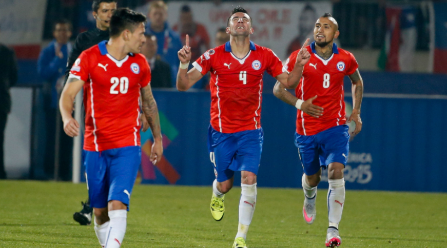 Cile - Pronostico confederations cup e livescore calcio