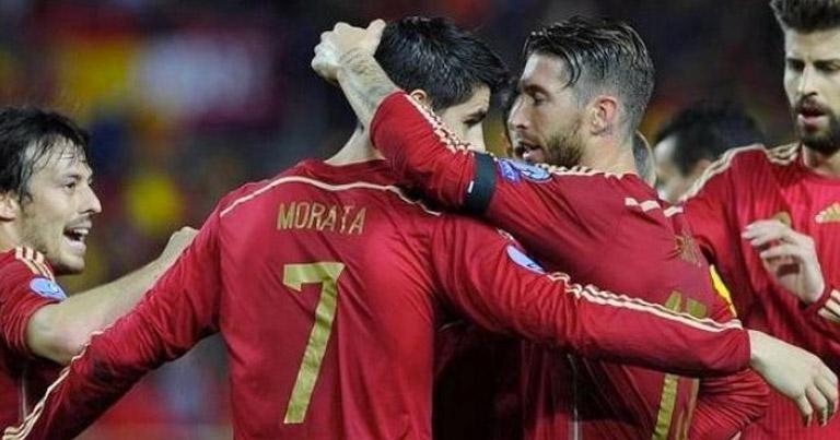 Spagna - Pronostico qualificazione mondiali russia 2018
