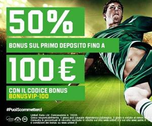 Bonus sport Unibet