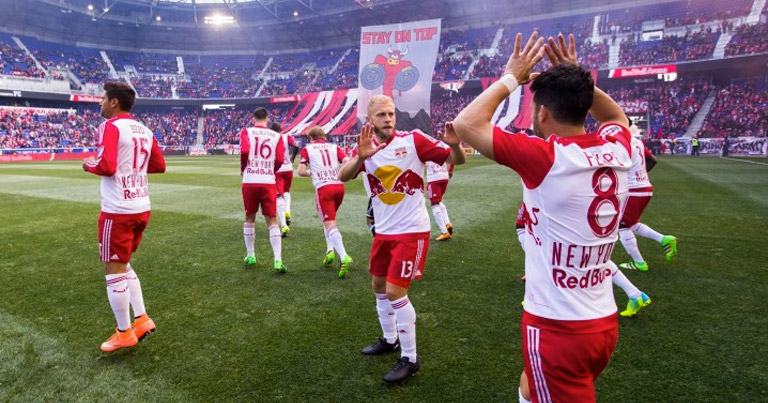NY Red Bull - Pronostico calcio americano e livescore